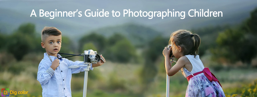 A beginner's guide to photographing children